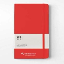 Moleskine Hard Cover Ruled Large Notebook